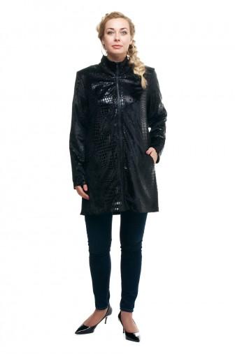 Куртка удлиненная 1717001: Цвет 2 фото: #1