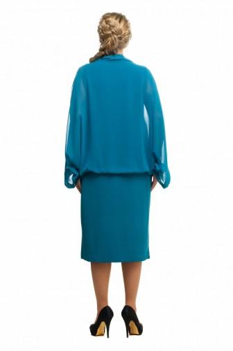 Платье 1705018: Цвет 2 фото: #1